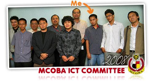 MCOBA ICT 2008