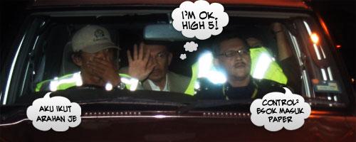 Anwar Arrested