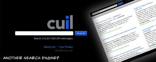 Cuil New Search Engine