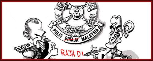 Polis Raja Di Malaysia