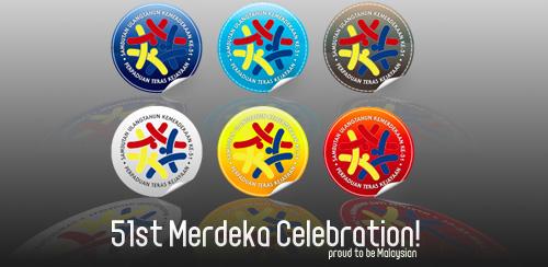 Malaysian Sticker