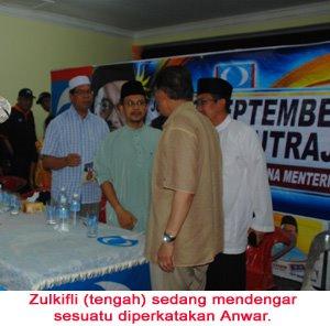 Zulkifli Nordin Quit PKR