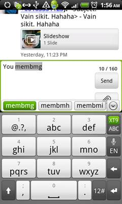 Maxis10: Dual Keyboard, Type or Touch? 2