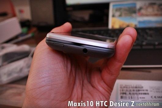 top HTC Desire Z
