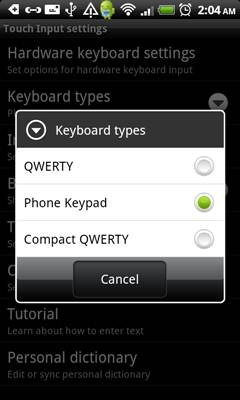 Maxis10: Dual Keyboard, Type or Touch? 11
