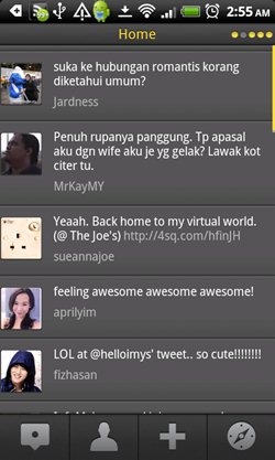 Peep, Plume, TweetCast, TweetDeck, twica, Twitter. Which is the Best Twitter Client? 8