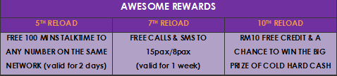 Sponsored: Reload Xpax and Get Awesome Rewards!