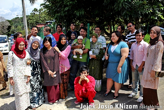 The Wedding: Jejak Jasin KNizam