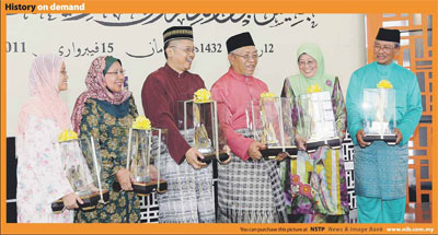 Non-Muslim Won the Maulidur Rasul Award