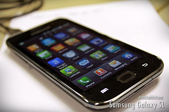 SP: Behold the Samsung Galaxy SL! 2
