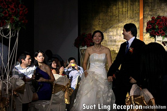 Suet Ling Wedding Reception