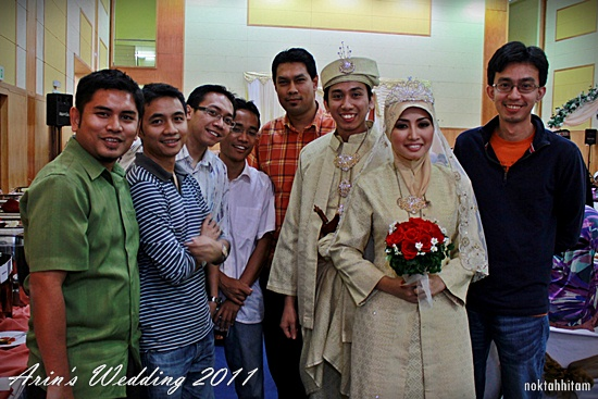 Arin's Wedding 10th July 2011