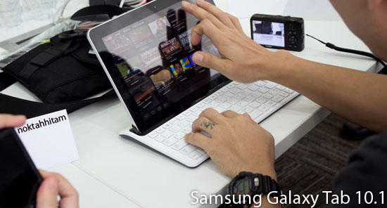 SP: Behold the Samsung Galaxy Tab 10.1