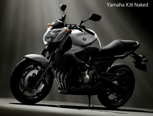 We Want Yamaha XJ6 Naked 1