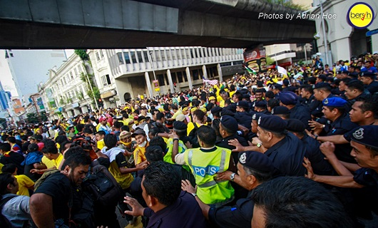 Bersih 3.0: Pictorial Depiction of the Event 25