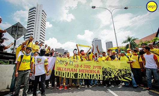 Bersih 3.0: Pictorial Depiction of the Event 10