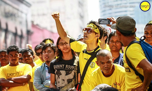 Bersih 3.0: Pictorial Depiction of the Event 8
