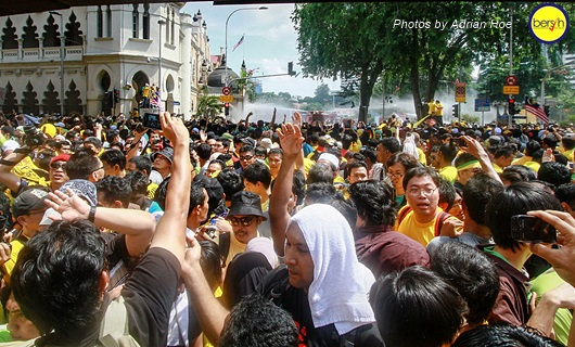 Bersih 3.0: Pictorial Depiction of the Event 20