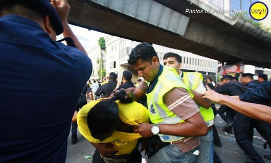 Bersih 3.0: Pictorial Depiction of the Event 26