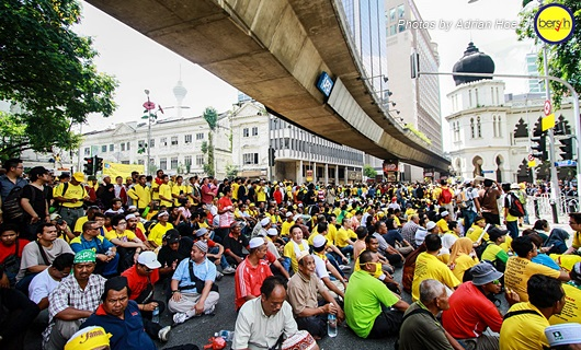 Bersih 3.0: Pictorial Depiction of the Event 7