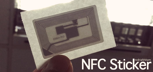 Do More with Less with NFC Sticker 1