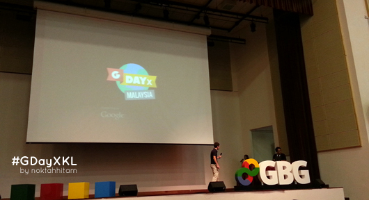 GdayxKL - Google Business Outreach Programme