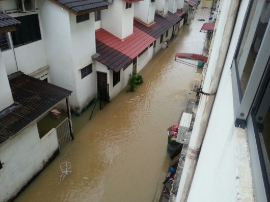 Pray for Kemaman 10
