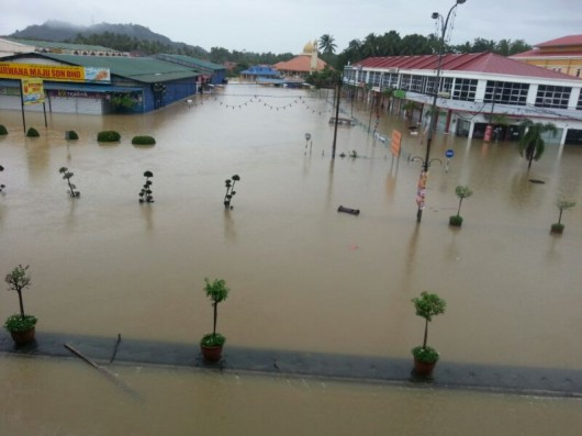 Pray for Kemaman 9