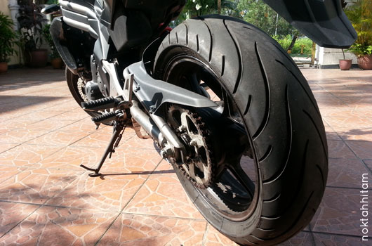 I Wish I Knew the Price of Kawasaki ER6N Tyre Before Owning One